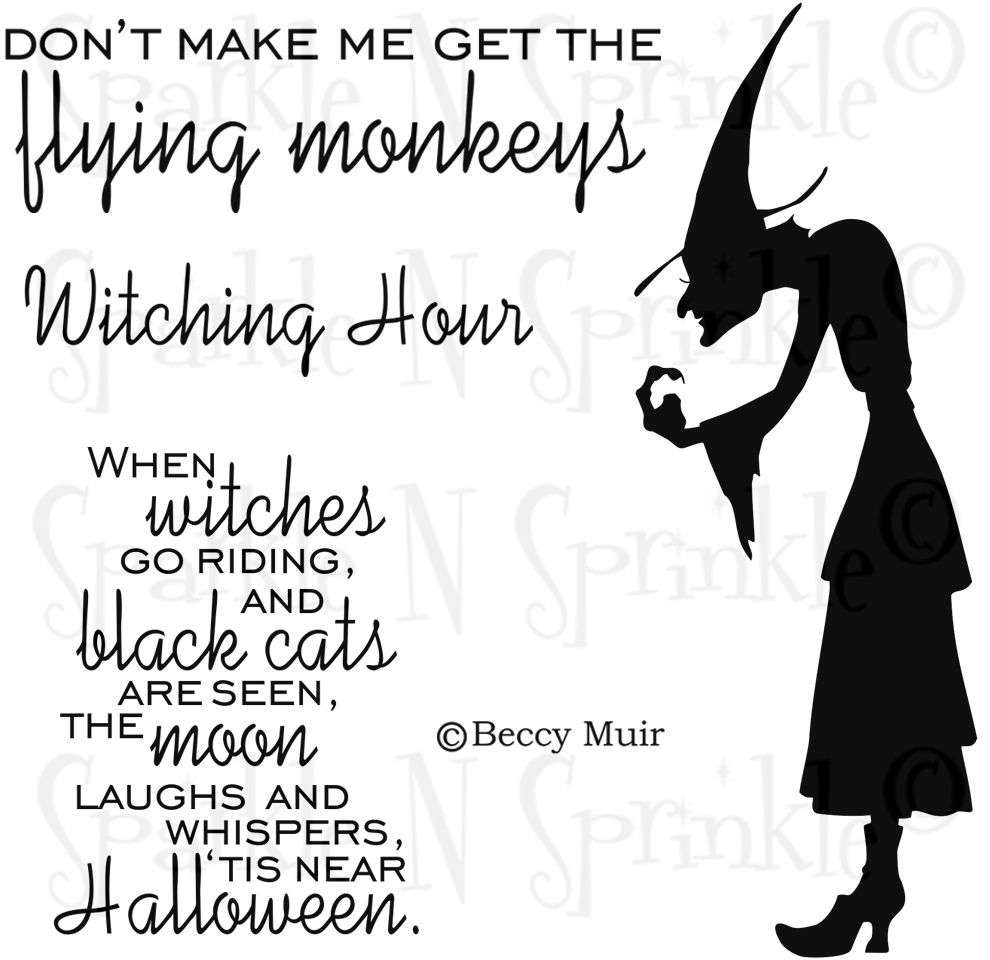 Witching Hour.