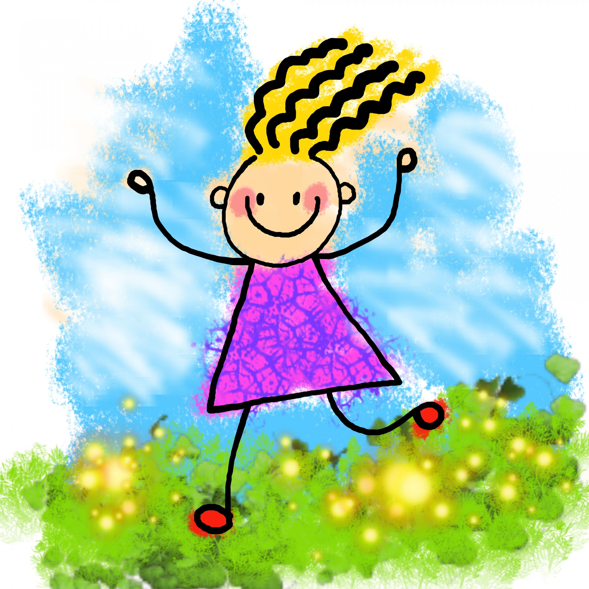 Happily Clipart.