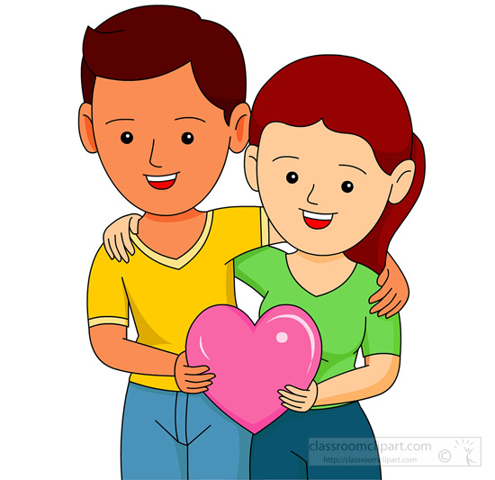 Love each other clipart.