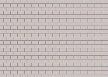 Amazon.com: Home Comforts LAMINATED POSTER White Brick Wall.