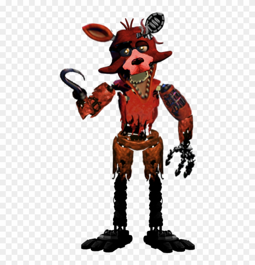 Withered Foxy1.
