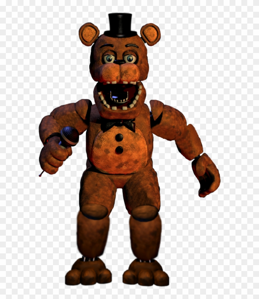 Withered Freddy Clipart 10 Free Cliparts