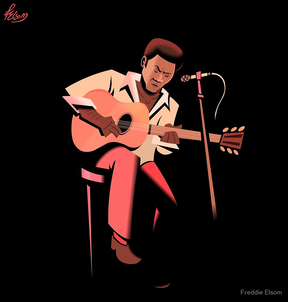 "Bill Withers"" by Freddie Elsom."