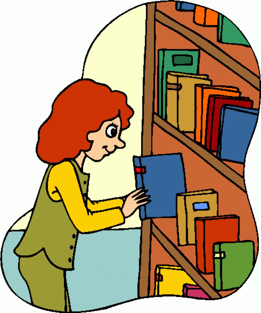 Clip art library books free clipart images within.