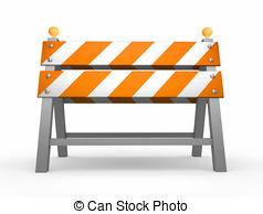 Road boundary clipart #5