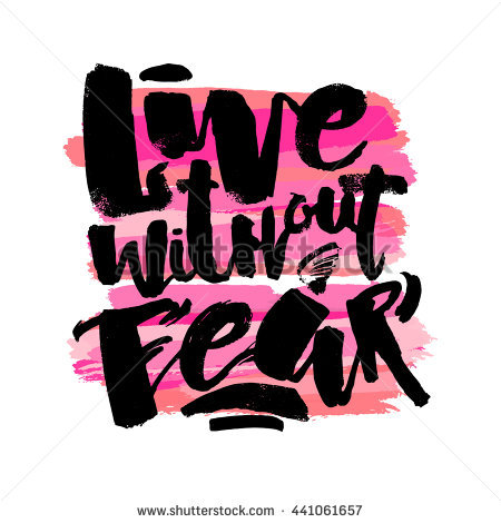 Without Fear Stock Photos, Royalty.
