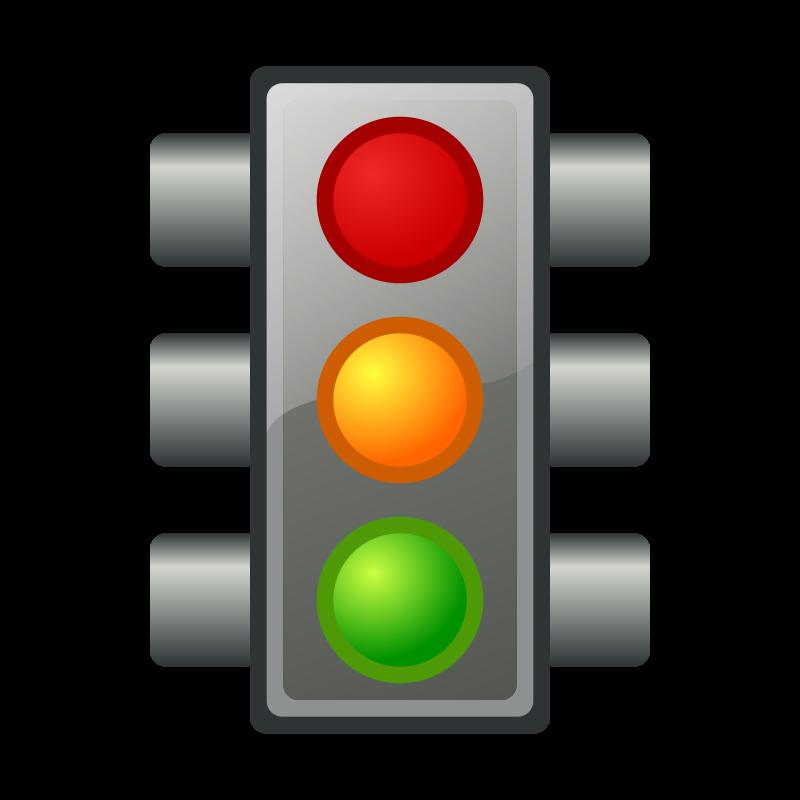 Traffic Lights Clipart.