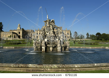 Witley Court Country House Worcestershire Midlands England Perseus.