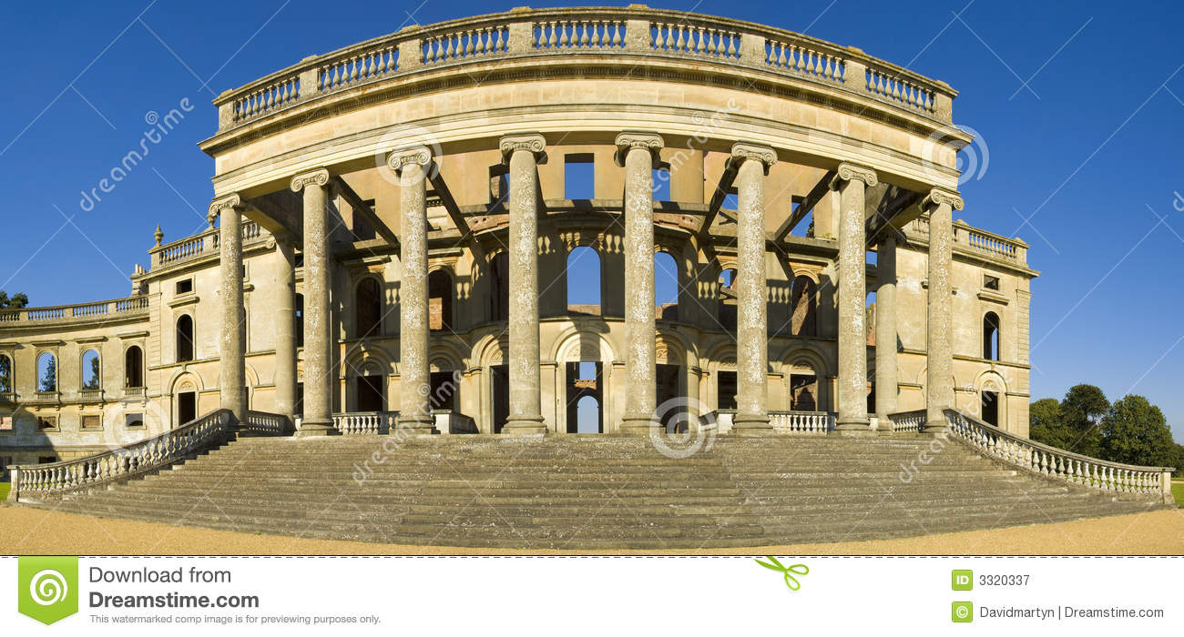 Witley Court Royalty Free Stock Photography.