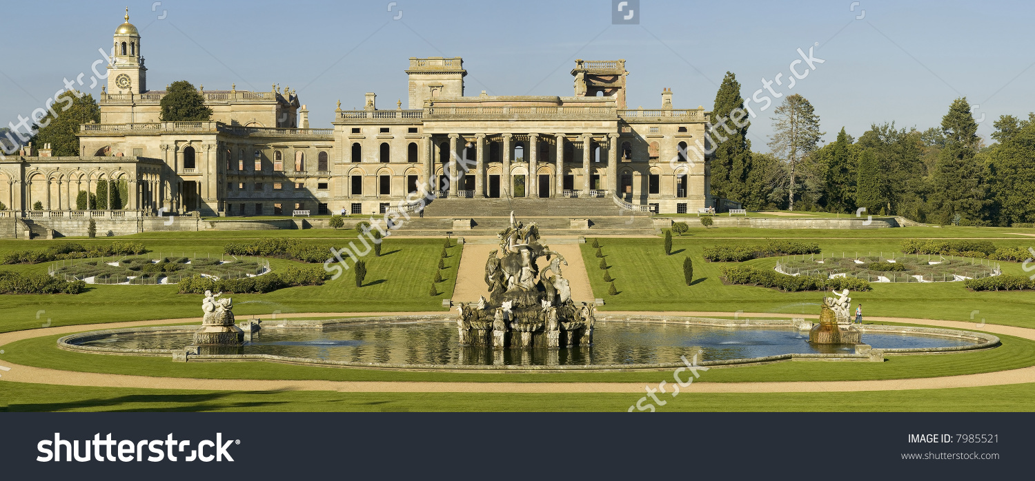 Witley court clipart #5