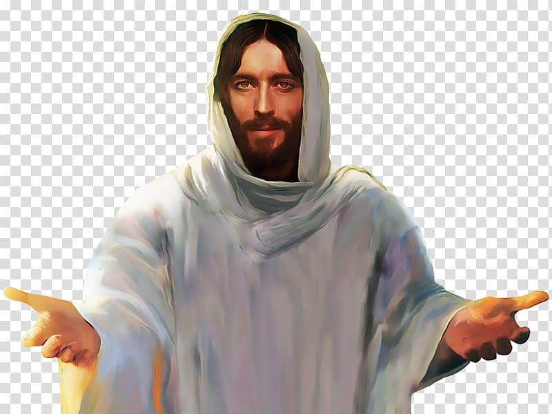 Jesus Christ illustration, Depiction of Jesus Resurrection.