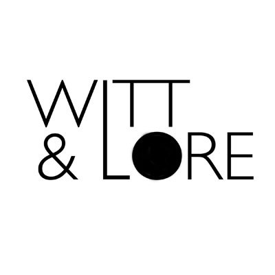 Witt and Lore on Etsy.