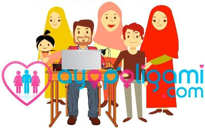 Indonesian Polygamy App Sparks Controversy.