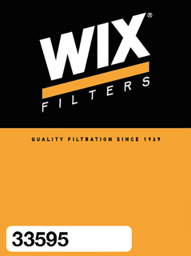 WIX Filters Introduces New Global Packaging.