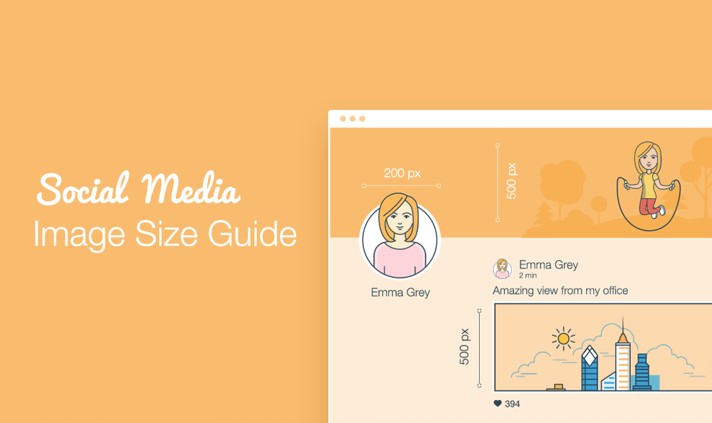The Ultimate Guide to Social Media Image Sizes.