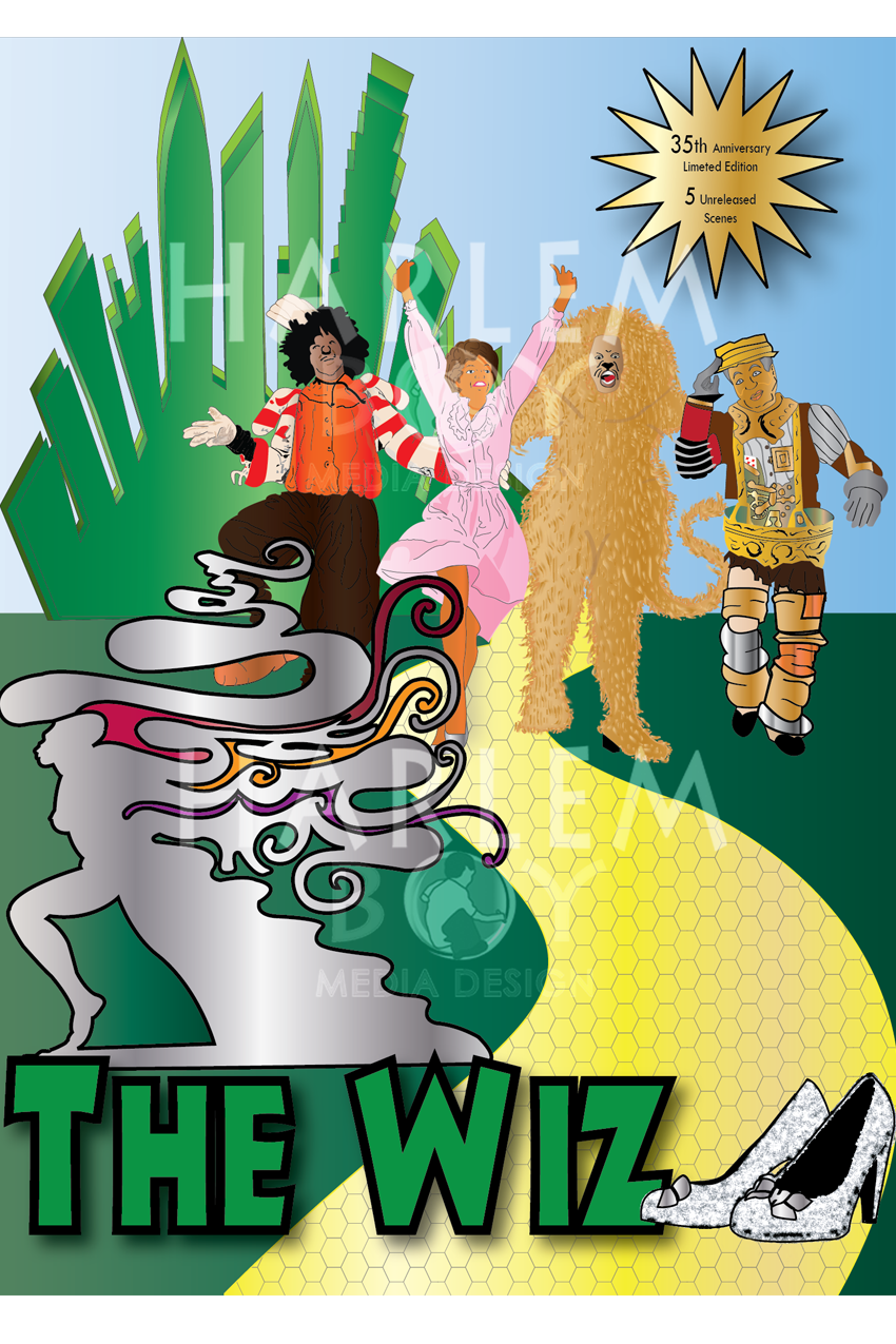 The Wiz Clipart in 2019.