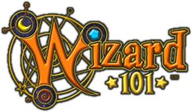 Wizard101 Logo Font?.