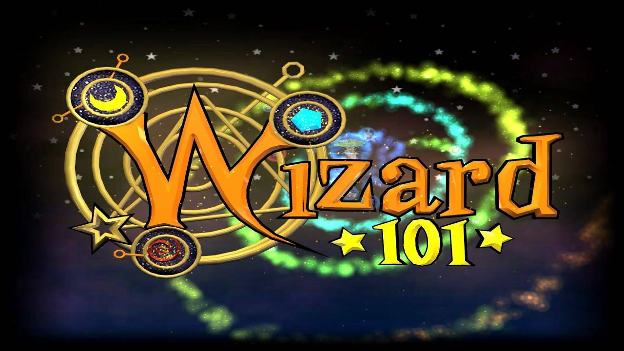 Wizard 101 Playlist Logo.