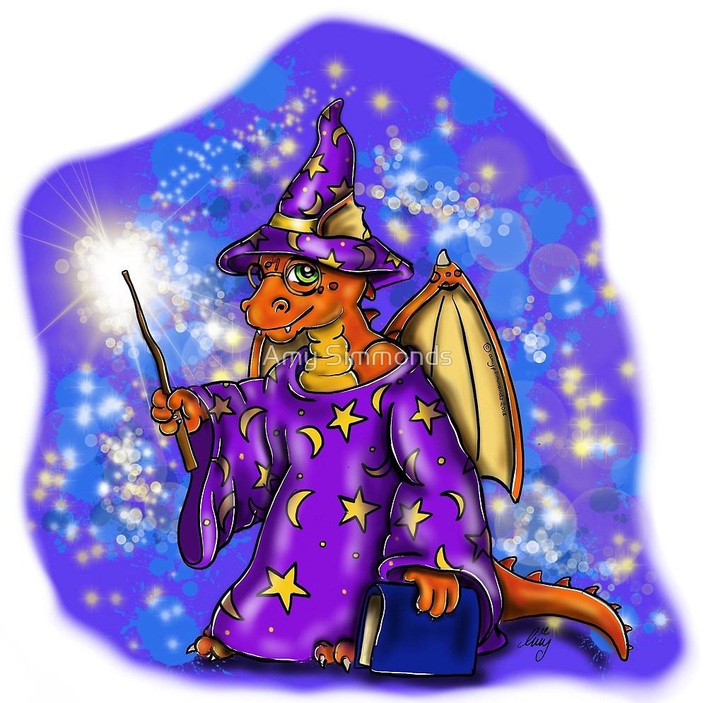 Magic Dragon Wizard \