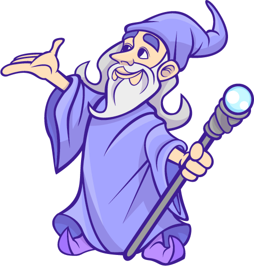 Free to Use & Public Domain Wizard Clip Art.
