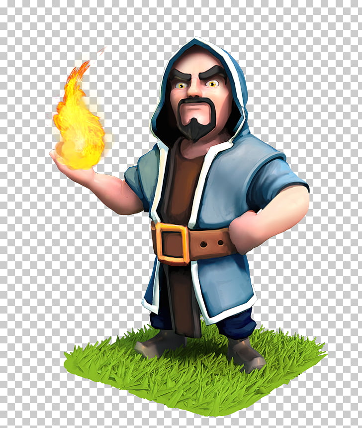 Clash of Clans Clash Royale Costume Magician, Clash of Clans.
