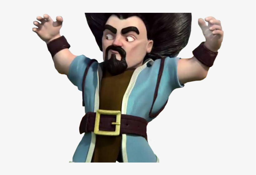 Clash Of Clans Clipart Wizard.