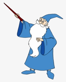 Free Wizard Clip Art with No Background.