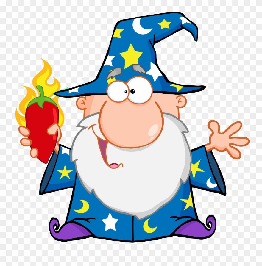 Wizard Clipart Wizzard.