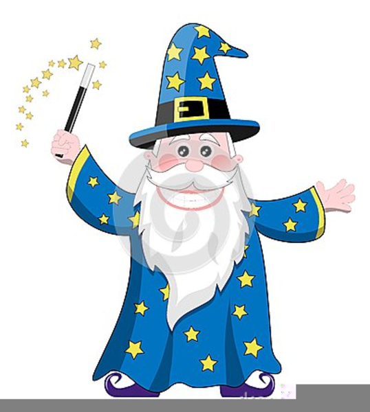 Free Clipart Of Wizards.