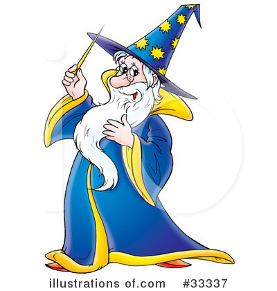 Wizard Clipart Free.