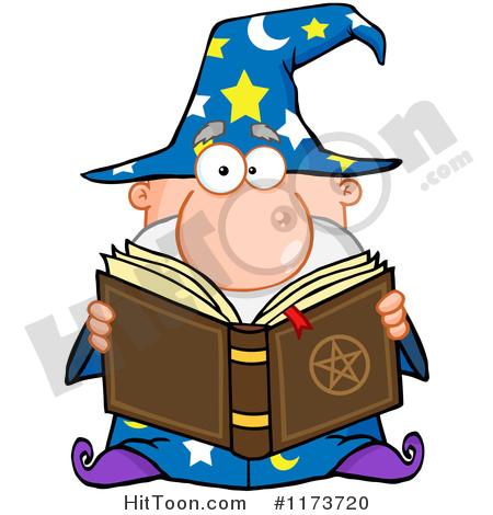 Wizard Clipart #1.