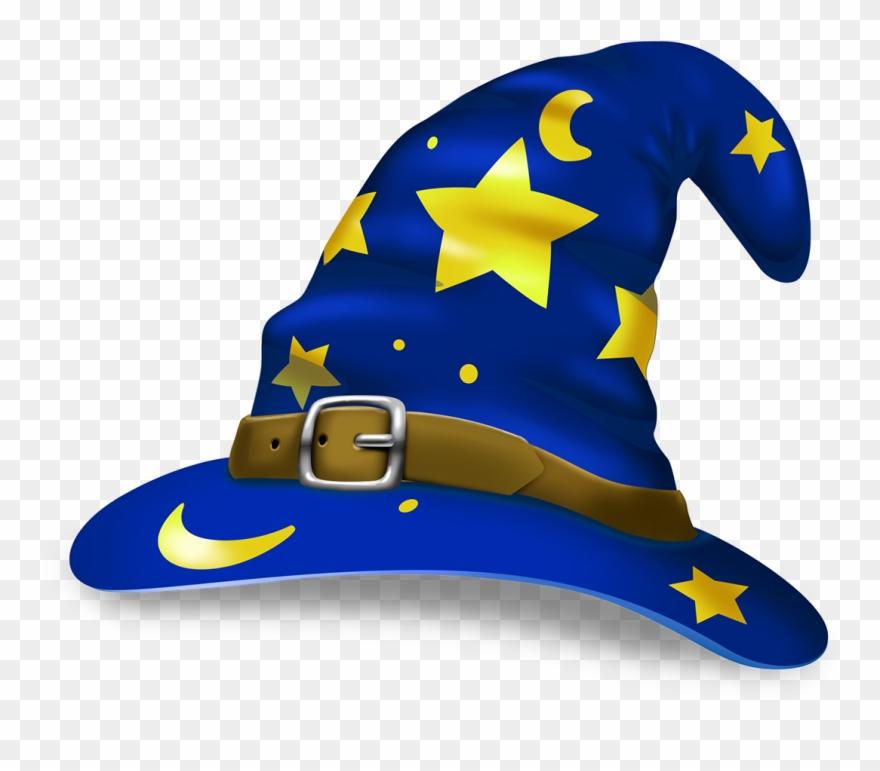 Wizard Clipart Cap.