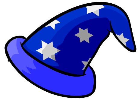 Wizard Hat Clipart.