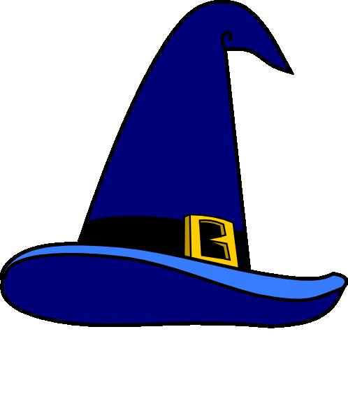 Wizard Hat Clip Art at Clker.com.