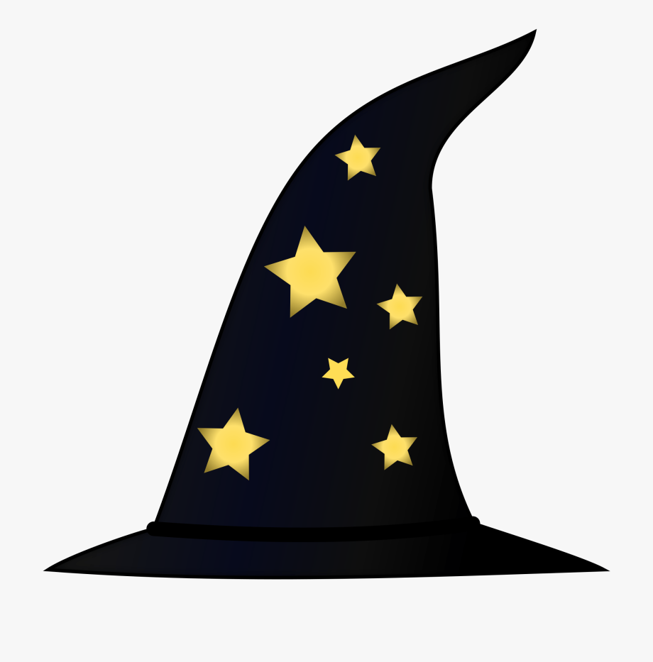 Witch\'s Hat Cliparts.