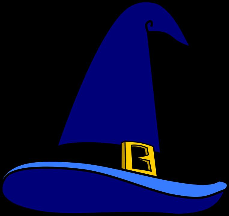 Magician Wizard Hat.