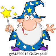 Wizard Clip Art.