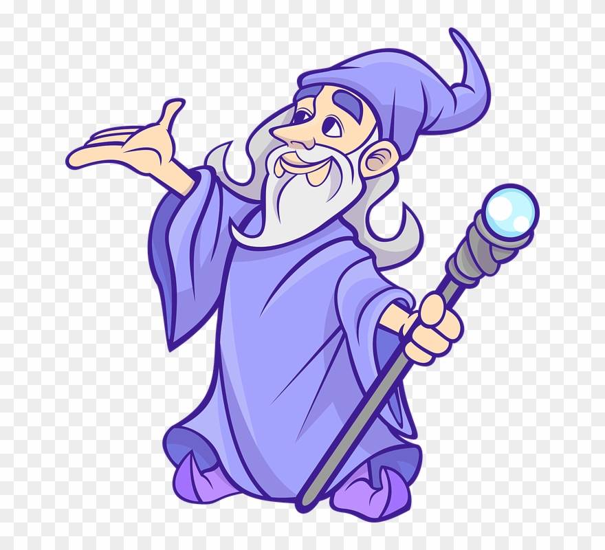 Wizard Png Image.
