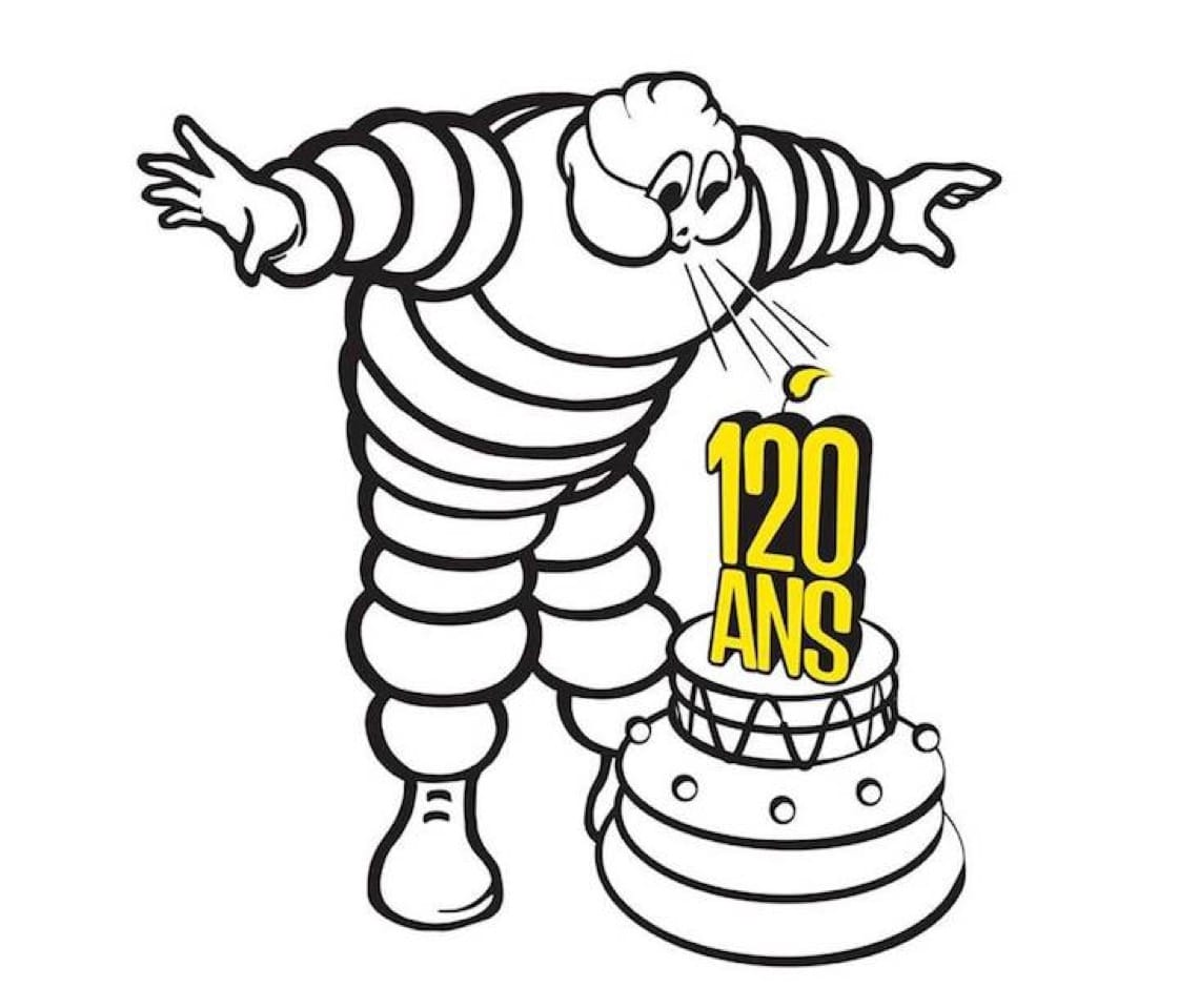 Bibendum at 120: The Michelin Man As You Have Never Seen Him.
