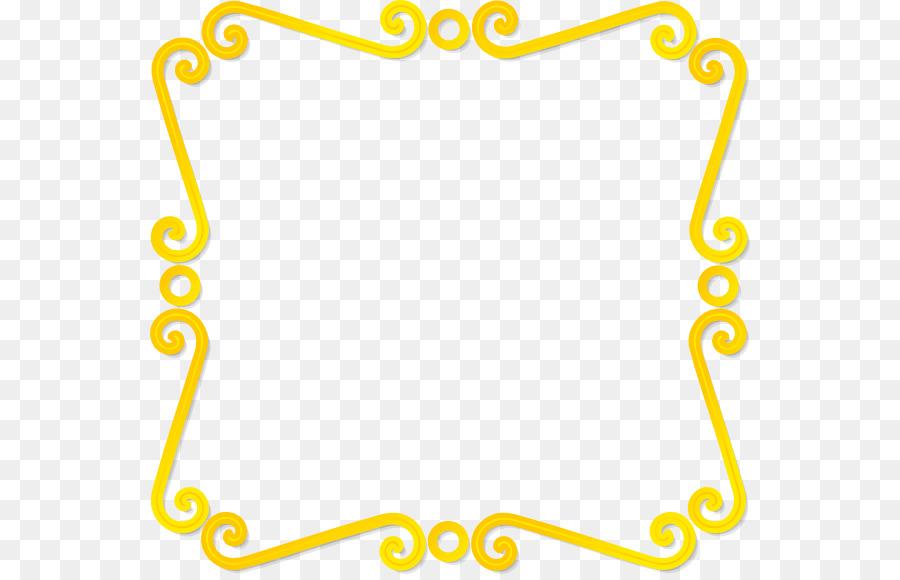 Yellow Circle png download.