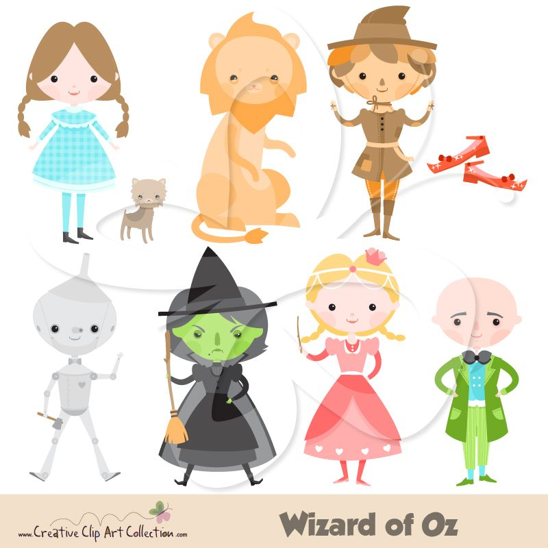 Wizard of oz clipart free 4 » Clipart Station.