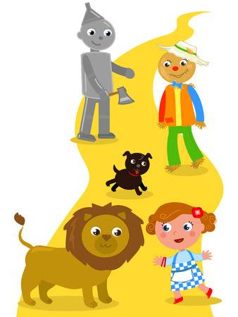 117 Wizard Of Oz Stock Vector Illustration And Royalty Free Wizard.