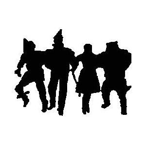 Wizard of oz clipart black and white 2 » Clipart Portal.