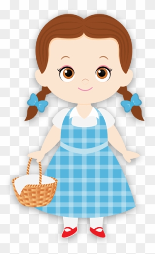 Dorothy Wizard Of Oz Basket.