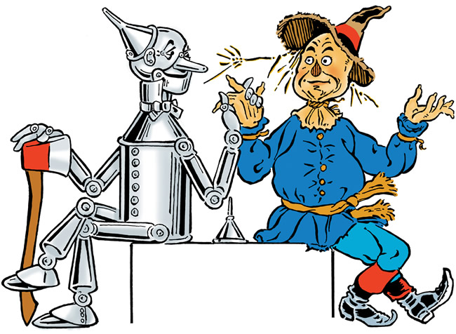 Wizard of oz clipart free 3 » Clipart Station.