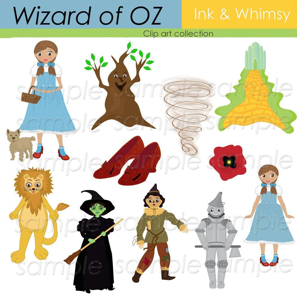 The wizard of oz clipart 6 » Clipart Portal.