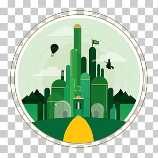 37 wizard Of The Emerald City PNG cliparts for free download.