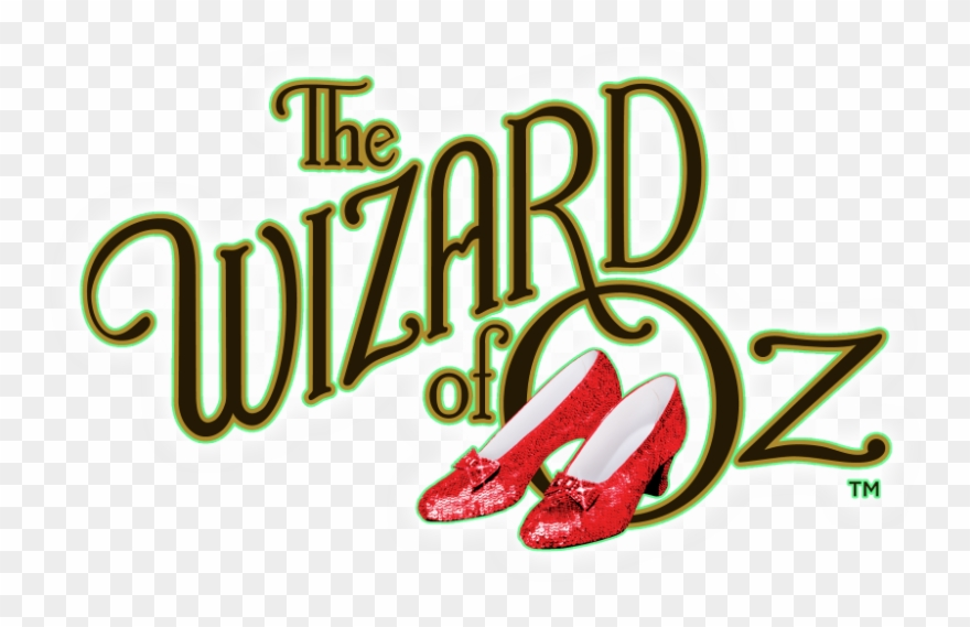Wizard Of Oz Logo Png.
