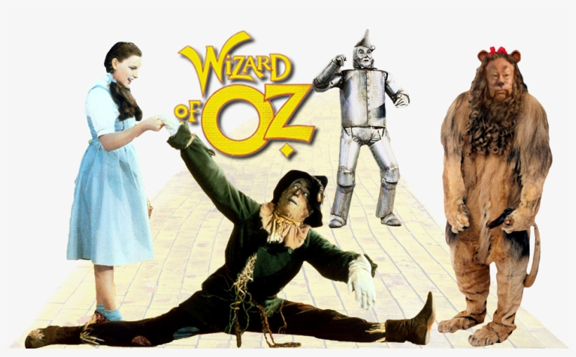 Wizard Of Oz Characters Png.