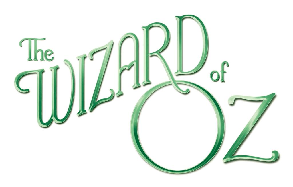 The Wizard of Oz Logo / Entertainment / Logo.